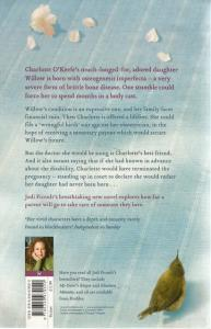 Back cover of Handle With Care by Jodi Picoult