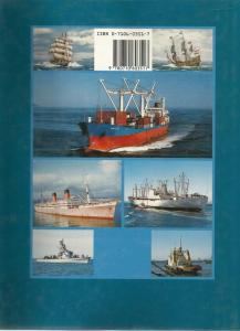 Back Cover of Maritime South Africa by Brian Ingpen and Robert Pabst