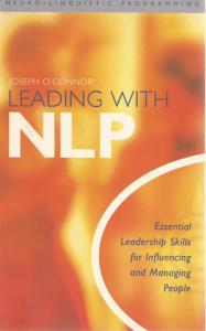 Front cover of Leading With NLP by Joseph O'Connor