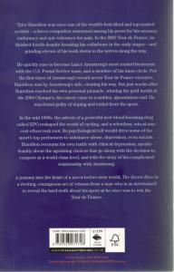 Back cover of The Secret Race by Tyler Hamilton and Daniel Coyle