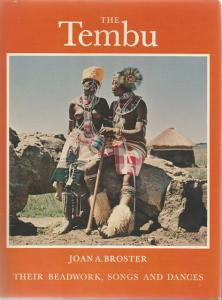 Front cover of The Tembu by Joan A Broster