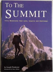 Front Cover of To the Summit by Joseph Poindexter