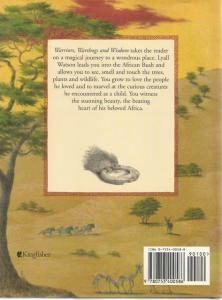 Back Cover of Warriors, Warthogs and Wisdom by Lyall Watson