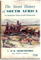 image of The Secret History of South Africa by Abercrombie, H.R.