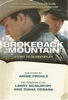 Front cover of Brokeback Mountain by Annie Proulx