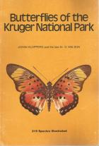 Front Cover of Butterflies of the Kruger National Park by Johan Kloppers and G van Son
