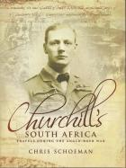 Front cover of Churchill's South Africa by Chris Schoeman