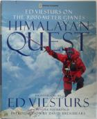 Front Cover of Himalayan Quest by Ed Viesturs