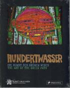 Front cover of Hundertwasser edited by Andreas Hirsch