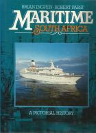 Front Cover of Maritime South Africa by Brian Ingpen and Robert Pabst