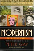 Front cover of Modernism by Peter Gay