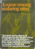 Front cover of A Name Among Seafaring Men by Wilhelm Grutter