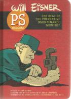 Front cover of PS Magazine by Will Eisner