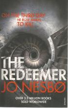 Front cover of The Redeemer by Jo Nesbo
