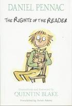 Front cover of The Rights of the Reader by Daniel Pennac