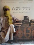 Front cover of Hidden Treasures of Timbuktu by John O Hunwick and Alida Jay Boye