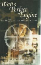 Front Cover of Watt's Perfect Engine by Ben Marsden
