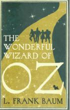 Front cover of The Wonderful Wizard of Oz by L Frank Baum